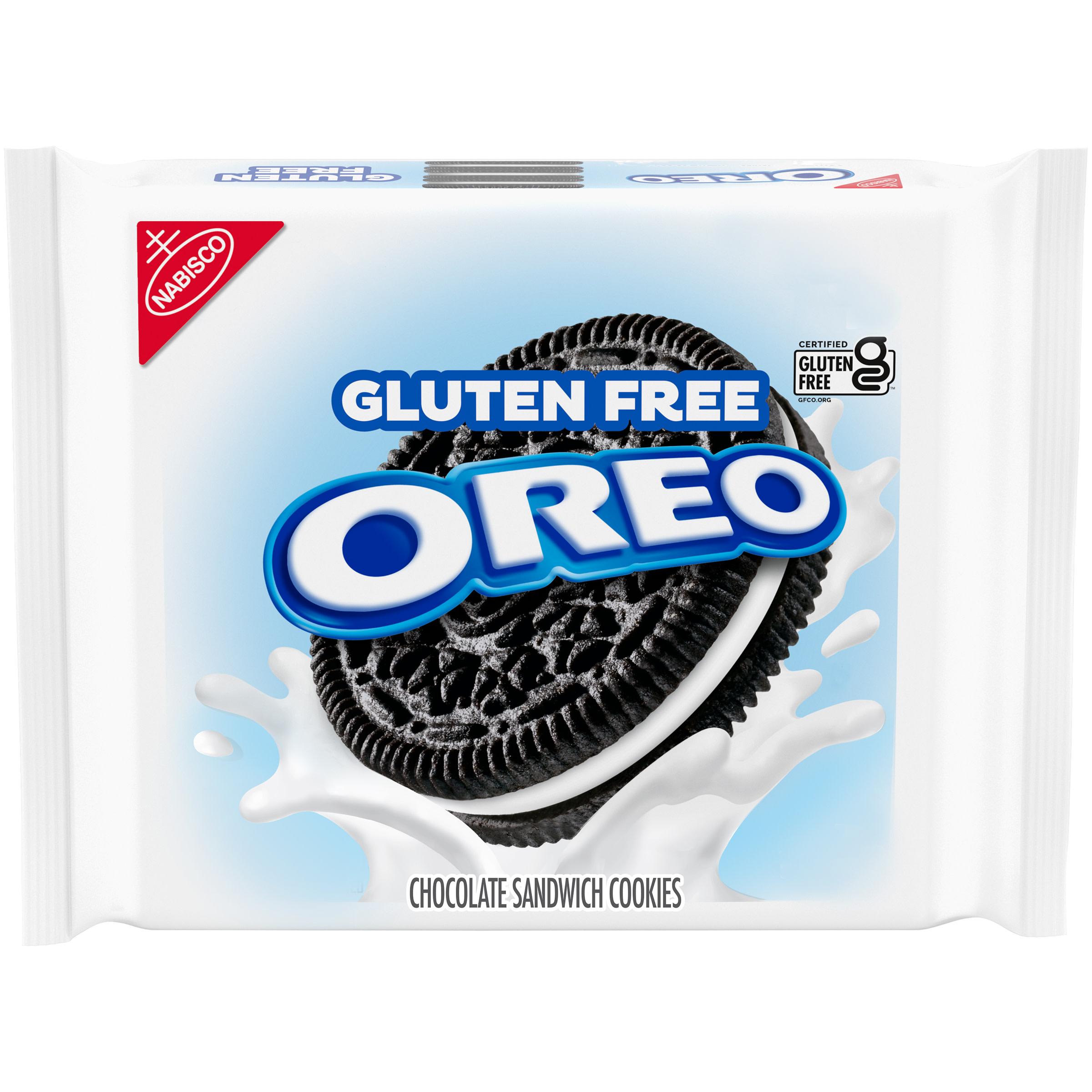 gluten free Oreo cookies 2021