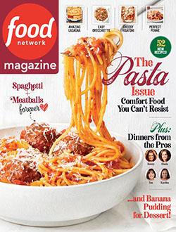 free subscription food network magazine