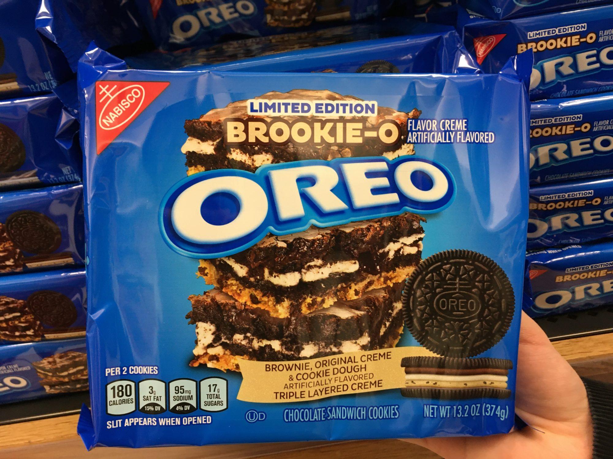 Oreo cookies brooks 2021