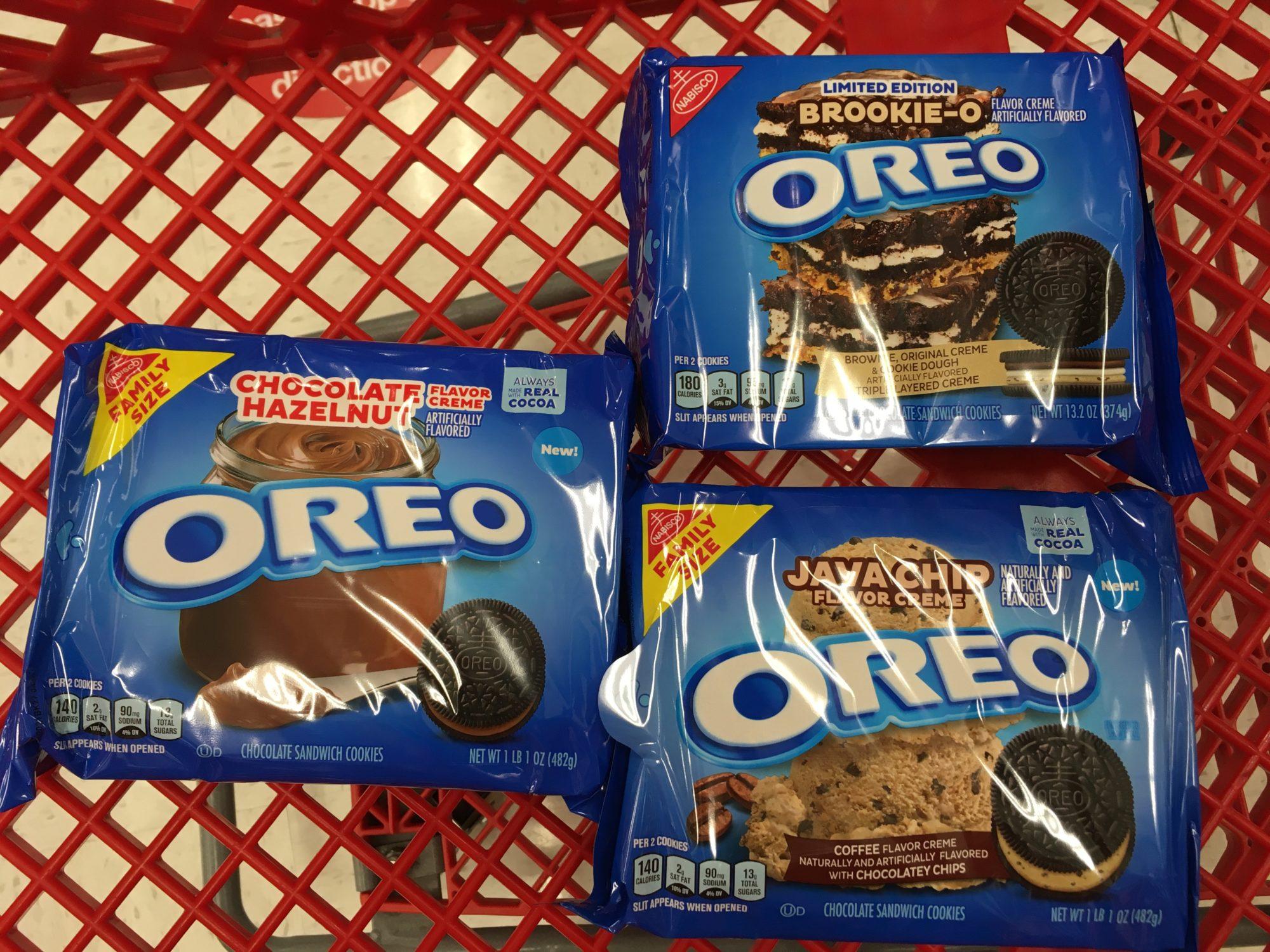 Oreo cookies new flavors 2021
