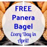 Free bagel deal Panera 2021