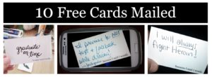 Promise Cards Free Because I said so