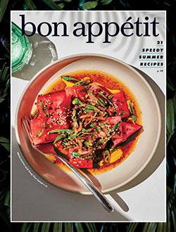 Free subscription bon appetit magazine