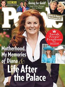 free magazine subscription people