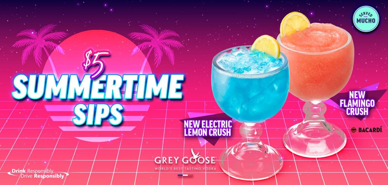 September 2021 Applebees drinks specials
